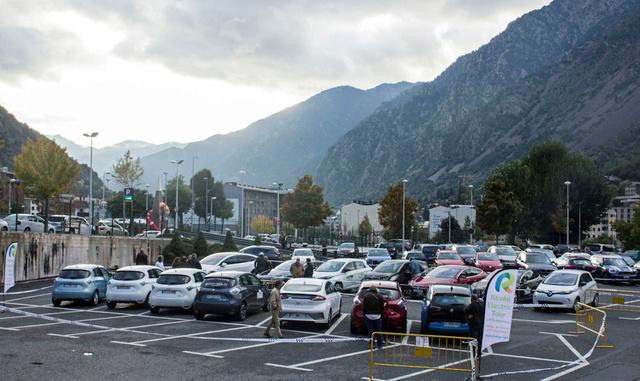 Aller au Rallye Pyrénées Reveo Electric Tour (Résolu) Andorr10