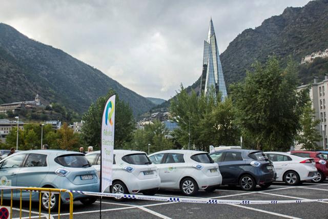 Aller au Rallye Pyrénées Reveo Electric Tour (Résolu) Andorr11