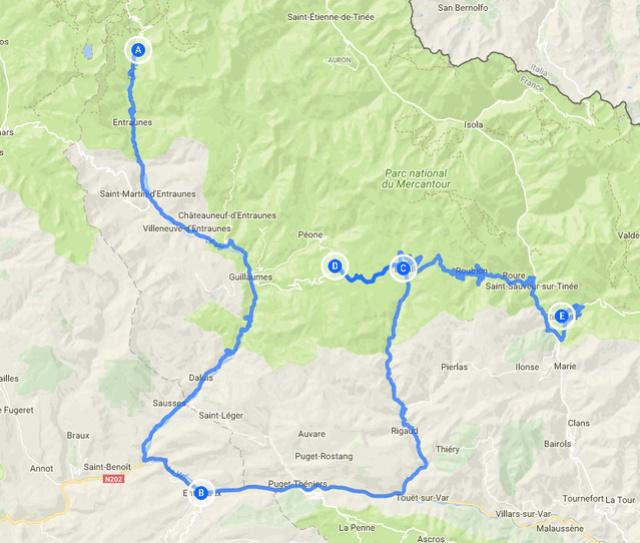 """Sur la route des """"Grandes Alpes"""" en Zoe Q210 - Page 2 Estenc11"""