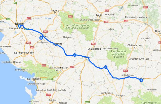 """Sur la route des """"Grandes Alpes"""" en Zoe Q210 - Page 2 Gueret10"""