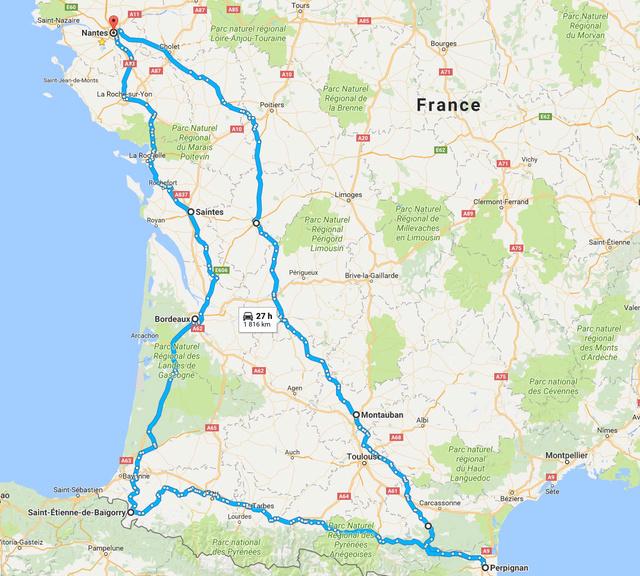 Aller au Rallye Pyrénées Reveo Electric Tour (Résolu) Parcou12