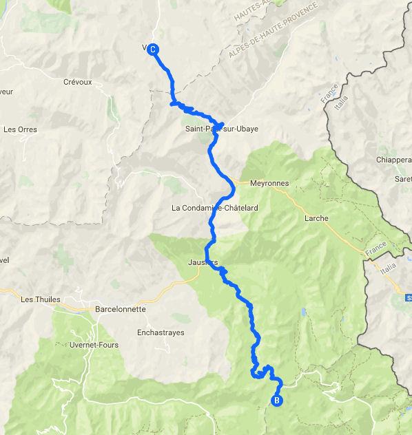 """Sur la route des """"Grandes Alpes"""" en Zoe Q210 - Page 2 Vars_l10"""