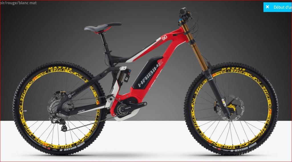 [Luidji76] Mon nouveau bike: VAE Haibike XDURO NDURO RX 26 - Page 4 Dh10