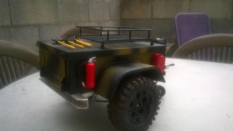 HG P402  Defender 90 pickup + remorque  - Page 7 Wp_20113