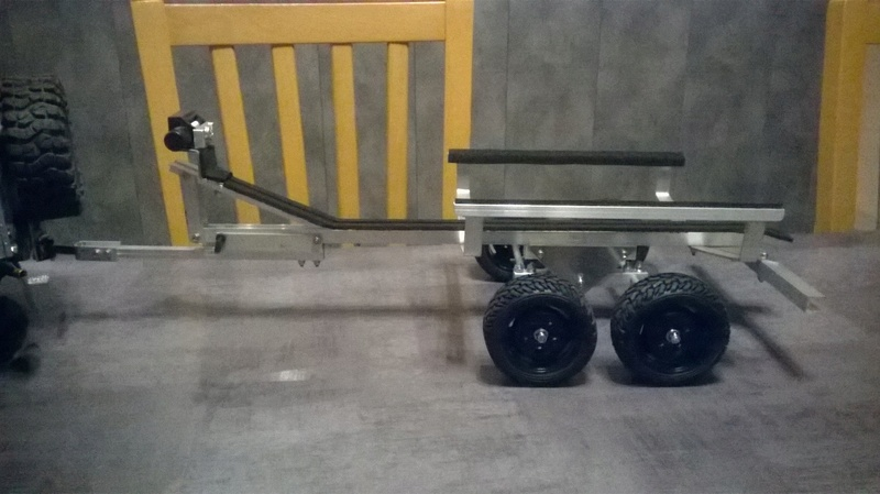 HG P402  Defender 90 pickup + remorque  - Page 7 Wp_20120