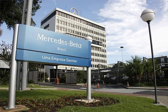 Mercedes-Benz oferece 70 vagas de estágio 6e4a2d10