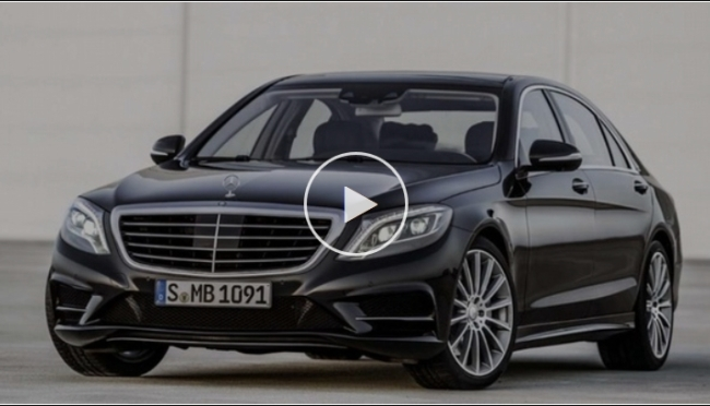 Mercedes-Benz testa estacionamento que funciona sem motorista - vídeo Tela11