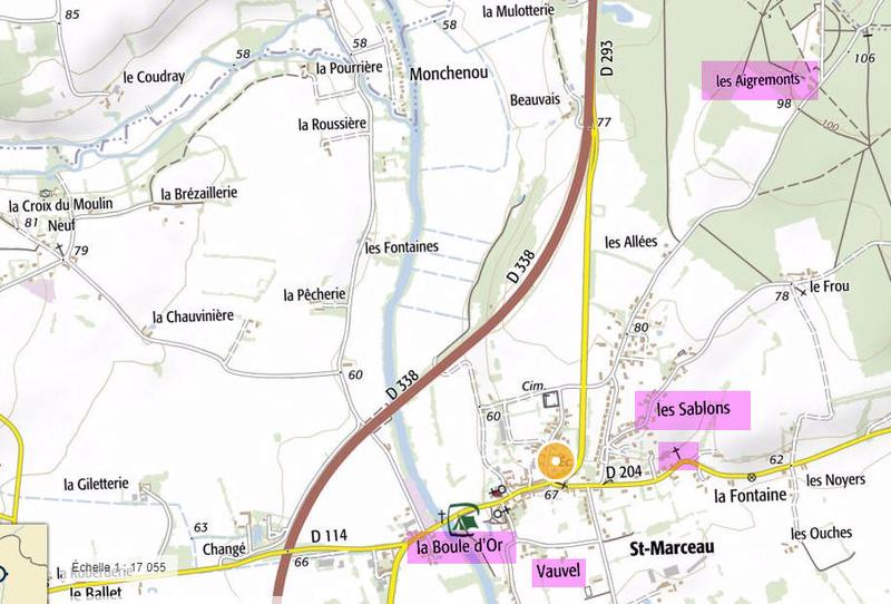 St senier de beuvron - Saint-James Manche Aigrem10