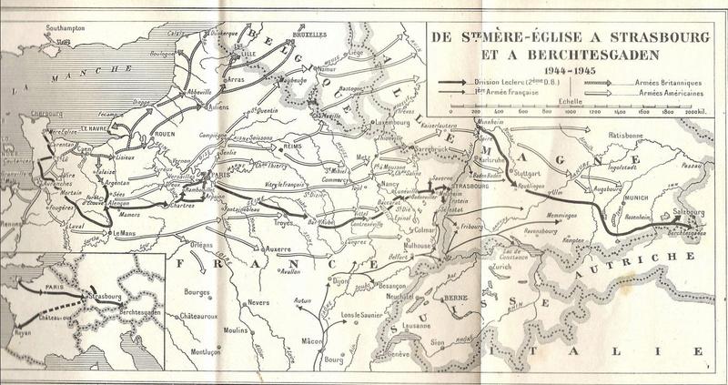 Allemagne Berchtesgaden  Carte111