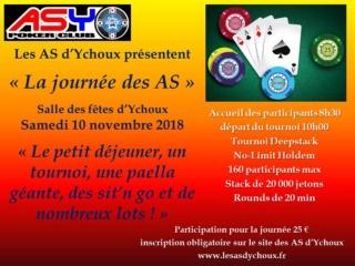 Tournoi les as d'Ychoux du 10/11/2018 Ychoux10