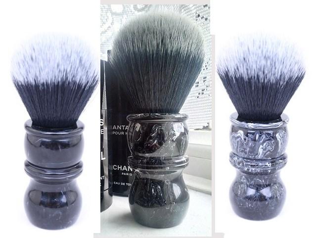 YAQI : Brosse synthétique de style Tuxedo la Balustre - Page 3 Compar10