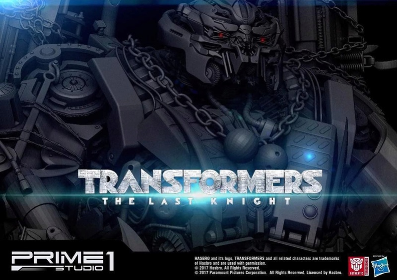 Statues des Films Transformers (articulé, non transformable) ― Par Prime1Studio, M3 Studio, Concept Zone, Super Fans Group, Soap Studio, Soldier Story Toys, etc - Page 5 15001010