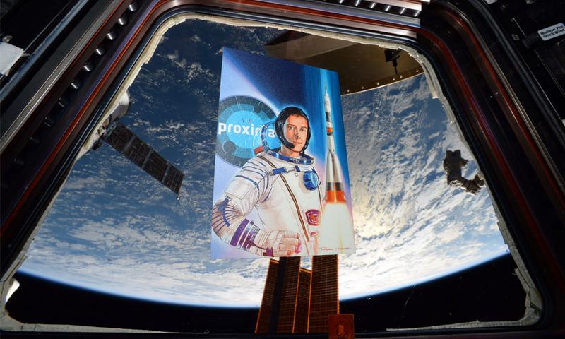 Thomas Pesquet - Astronaute français News_210
