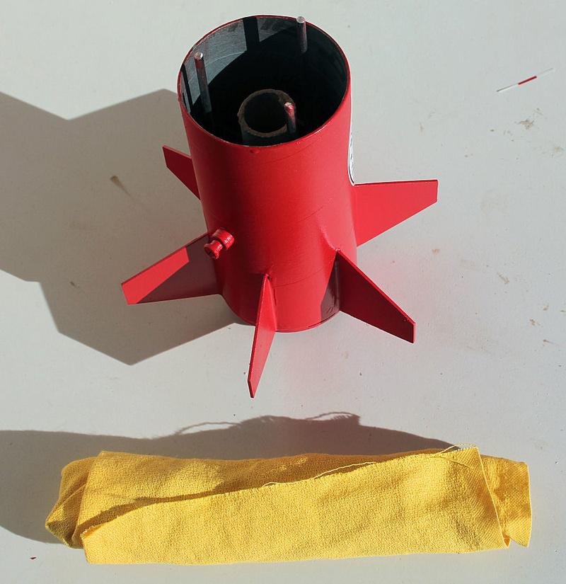 fusée TRYON Parach10