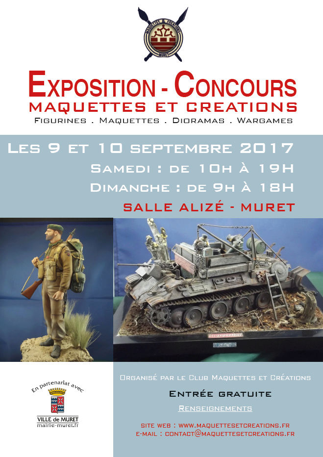 Expos Maquettes Affich10