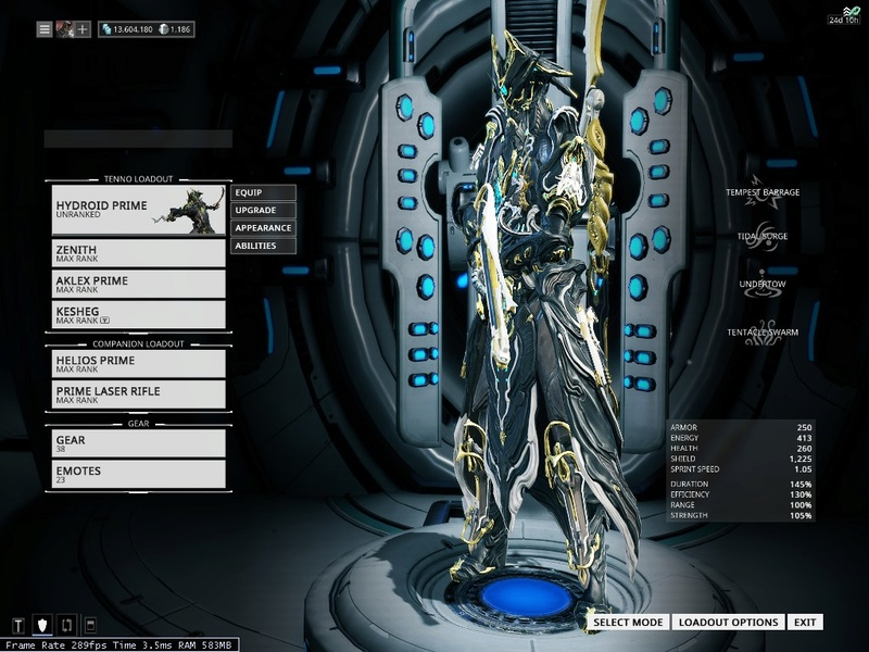 Hydroid Prime 20170811