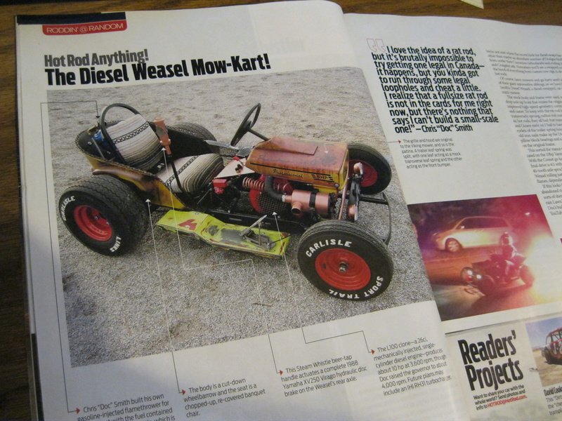 ATLTF and doc sprocket in Hot Rod magazine! Img_6223