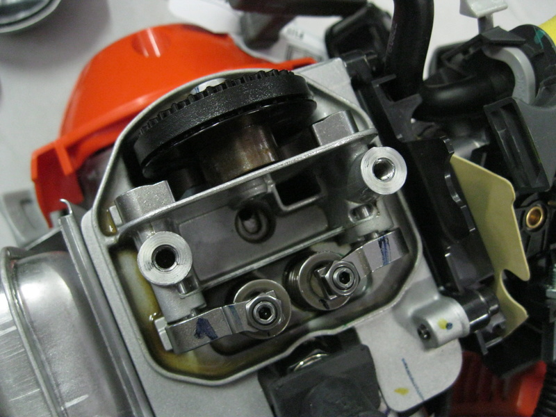 Husqvarna 324L String trimmer mods Img_6329