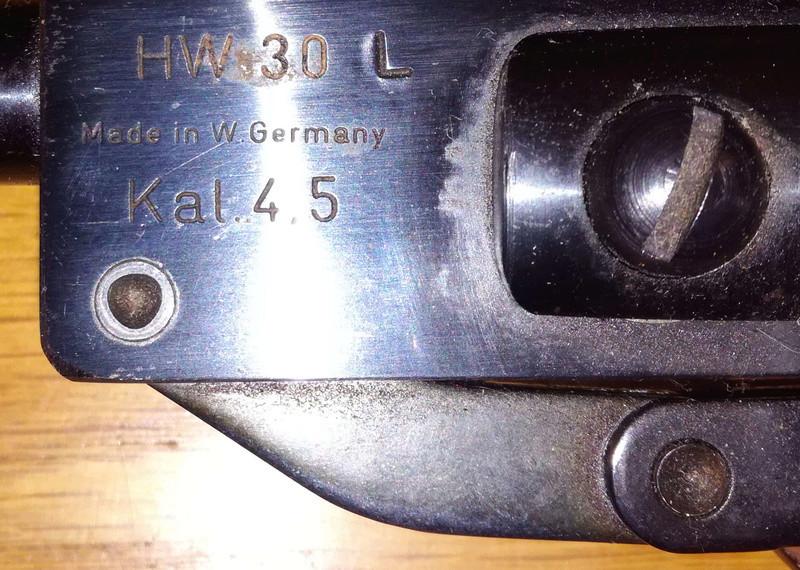 Synthèse sur les carabines Weihrauch et réponses aux questions - Page 4 Hw30l-10