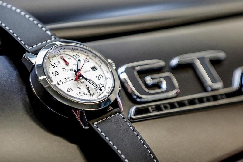 News: IWC Ingenieur Chronographe 50th Anniversary Mercedes AMG Iwc-in10