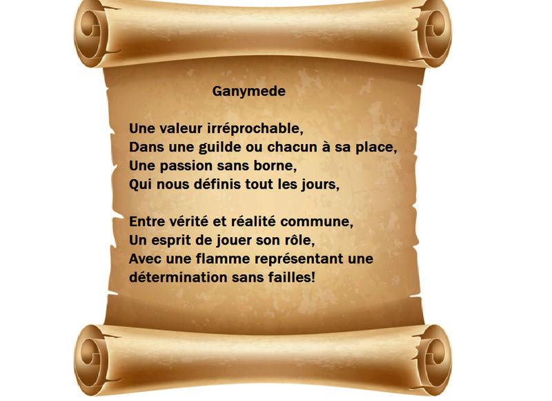 Entre Bonheur et Mal être. Ganyme11