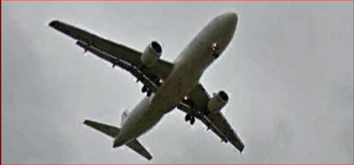 Avion  en VOL  vue Street View Avion_11