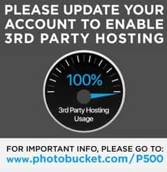 إمكانية حظر صور خدمة PhotoBucket على منتديات أحلى منتدى 26-07-10