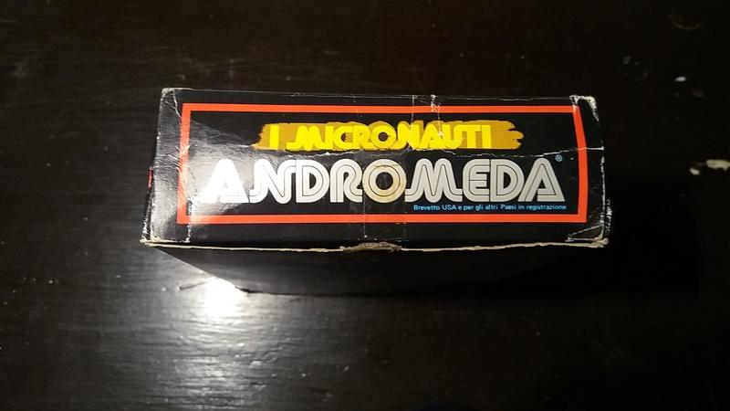 Andromeda con istruzioni 20170745