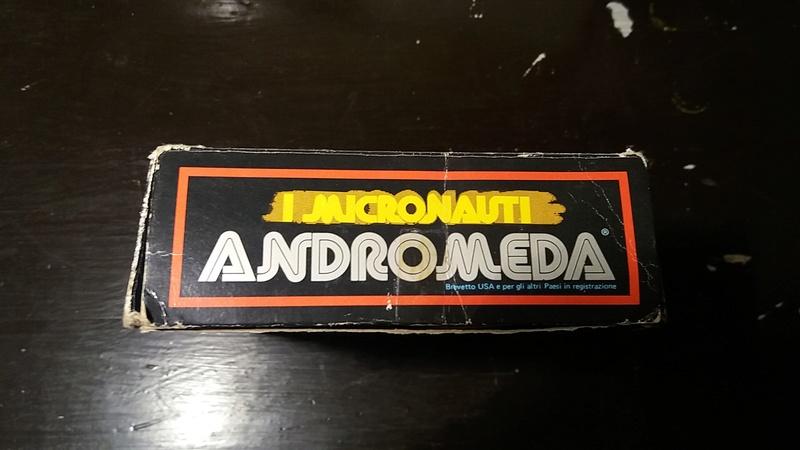 Andromeda con istruzioni 20170748