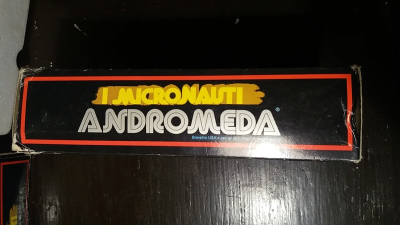 Andromeda con istruzioni 20170749