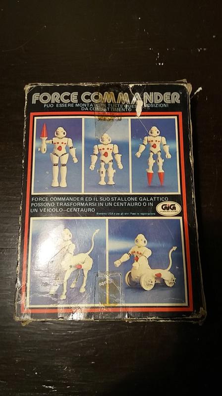 Force Commander 20170758