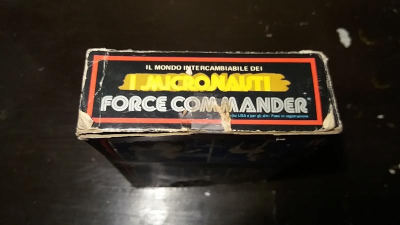 Force Commander 20170762