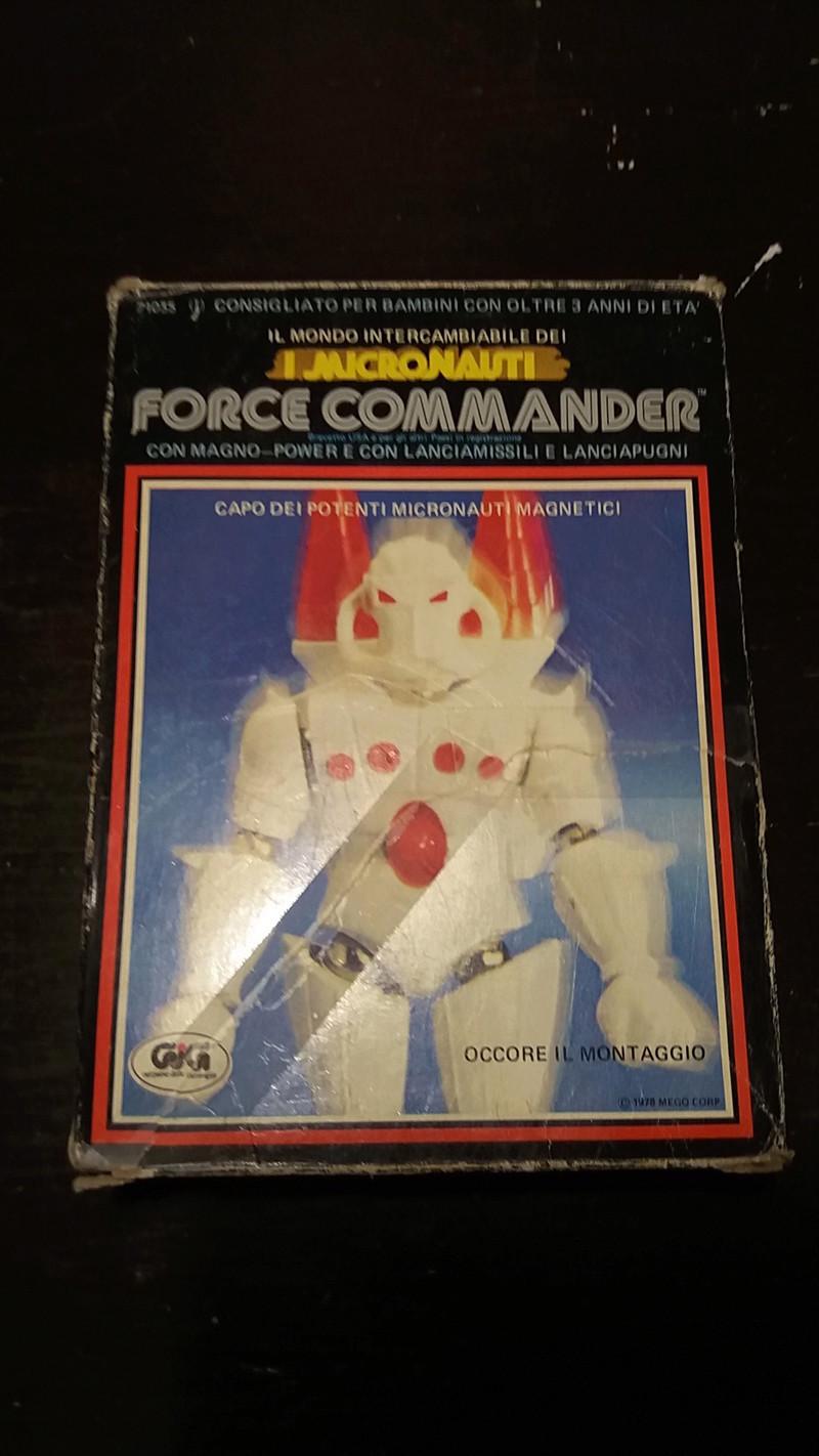 Force Commander 20170764