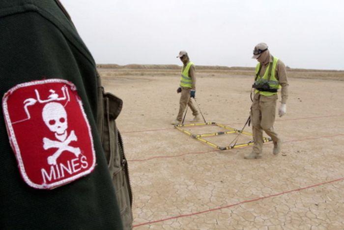 Iraqi Demining Patch Pcde_m11