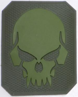 Rubberize Patches Skull_11