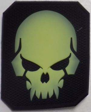 Rubberize Patches Skull_12