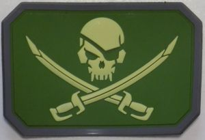 Rubberize Patches Skulls10