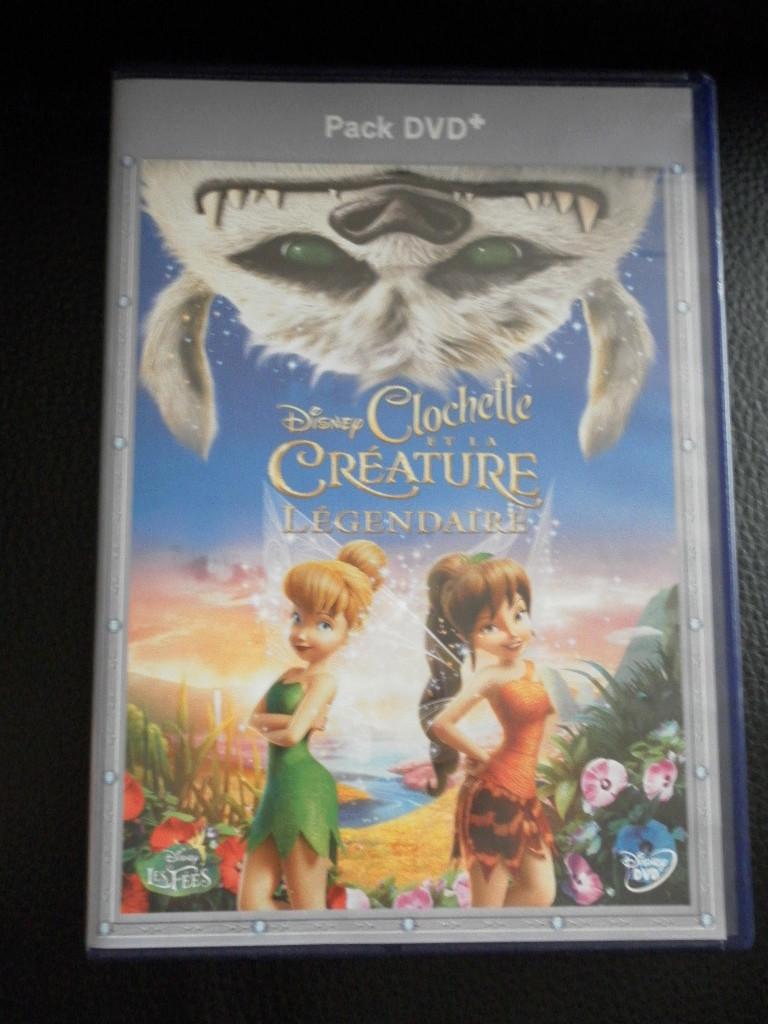 [Recherche - Vente] Le Coin des Blu-ray et DVD Disney !  (TOPIC UNIQUE) - Page 13 Cloche11