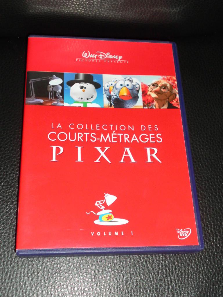 [Recherche - Vente] Le Coin des Blu-ray et DVD Disney !  (TOPIC UNIQUE) - Page 13 Courts10