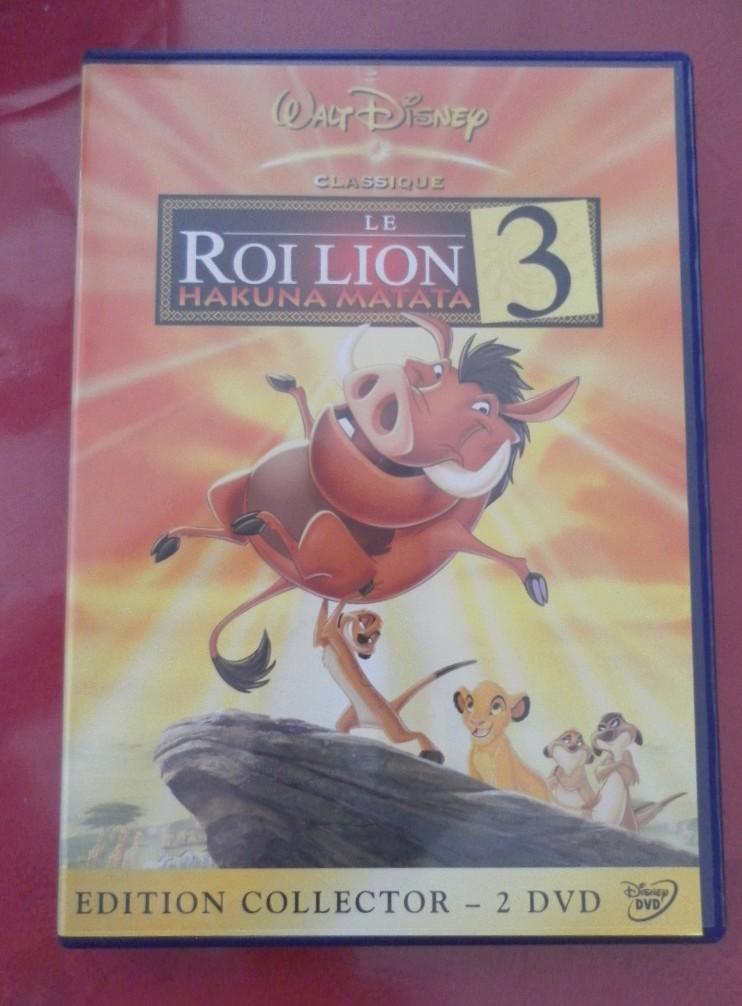 [Recherche - Vente] Le Coin des Blu-ray et DVD Disney !  (TOPIC UNIQUE) - Page 13 Le_roi10