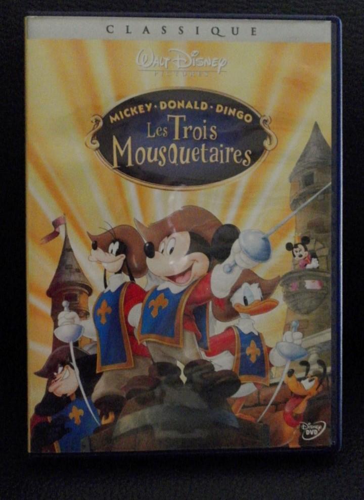 [Recherche - Vente] Le Coin des Blu-ray et DVD Disney !  (TOPIC UNIQUE) - Page 13 Les_3_10