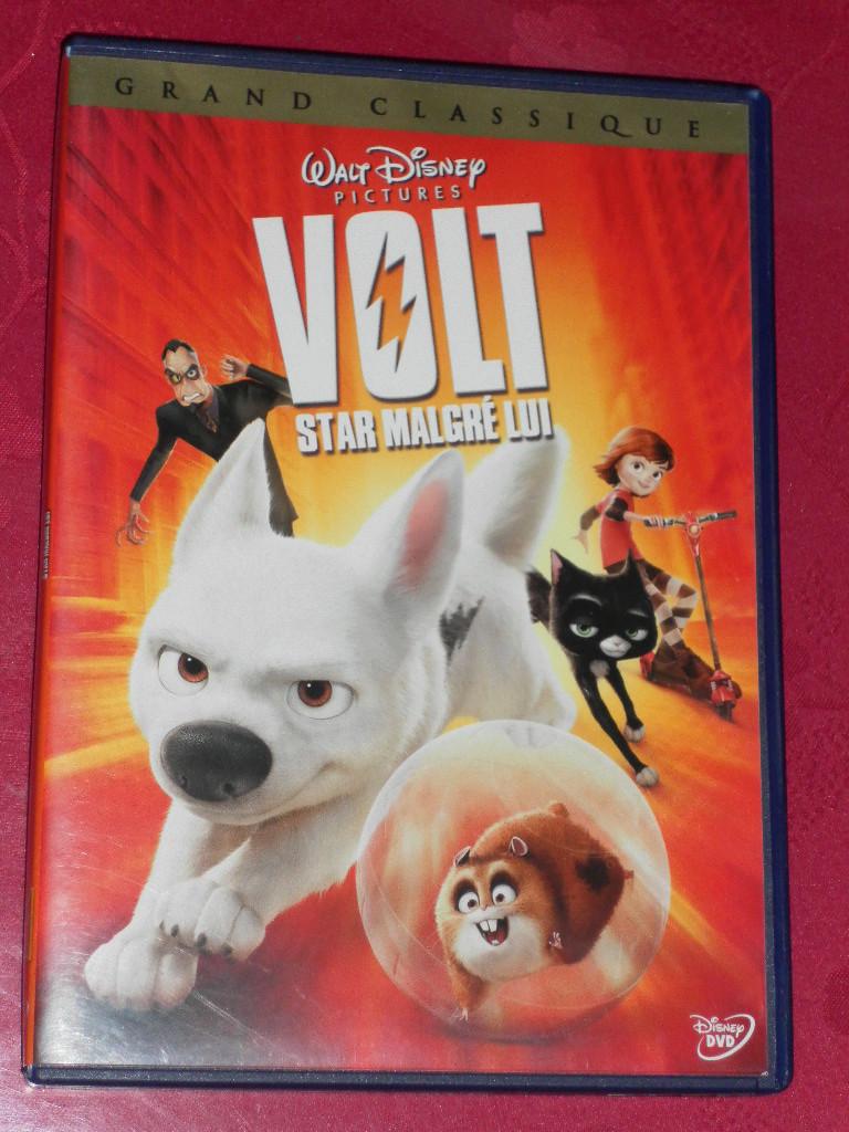 [Recherche - Vente] Le Coin des Blu-ray et DVD Disney !  (TOPIC UNIQUE) - Page 13 Volt_n10