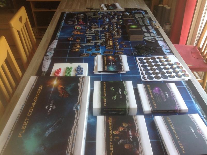 Ouverture des boites du KS Fleet Commander Genesis Img_2011