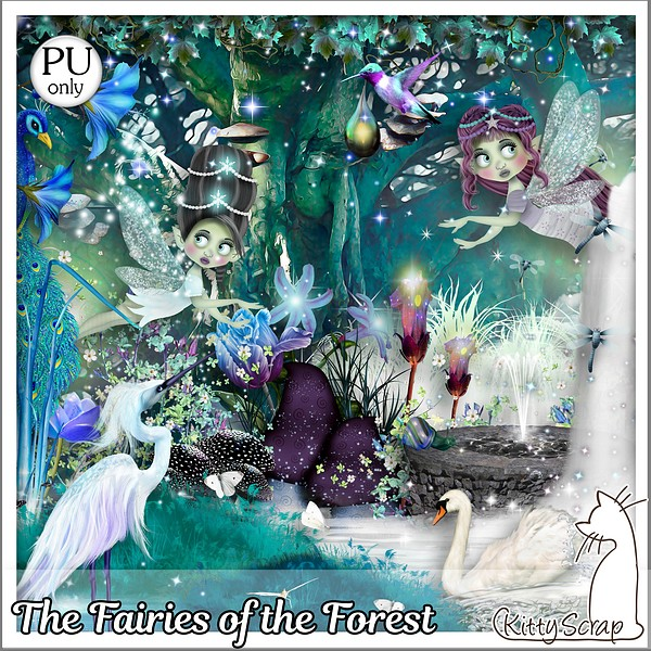 The fairies of the forest Folder13