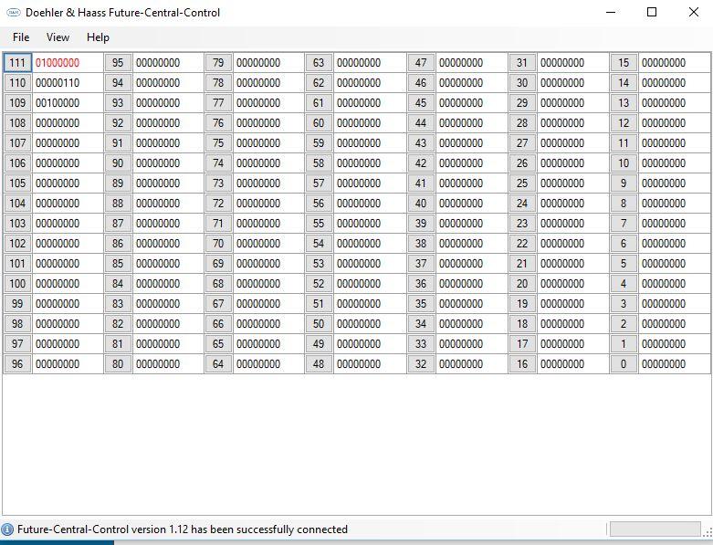 Moteur Cobalt IP digital et Centrale FCC Captur10