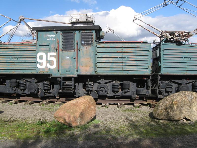 Schmalspur-Raritäten 09412
