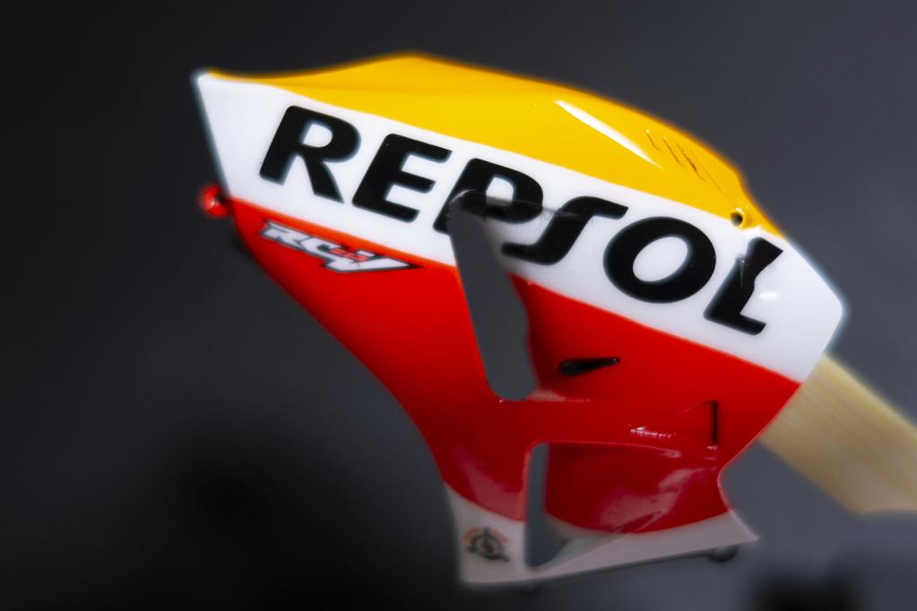Tamiya RC213 V 2014 Marc Marquez Vernis13