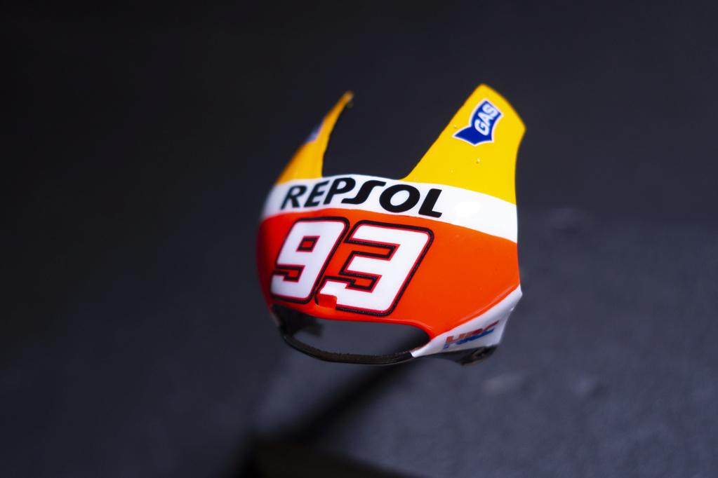 Tamiya RC213 V 2014 Marc Marquez Vernis14