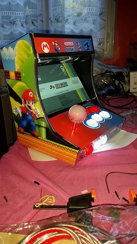 [TERMINÉ] Mini bartop Mario & Sonic de lavache599 20170713
