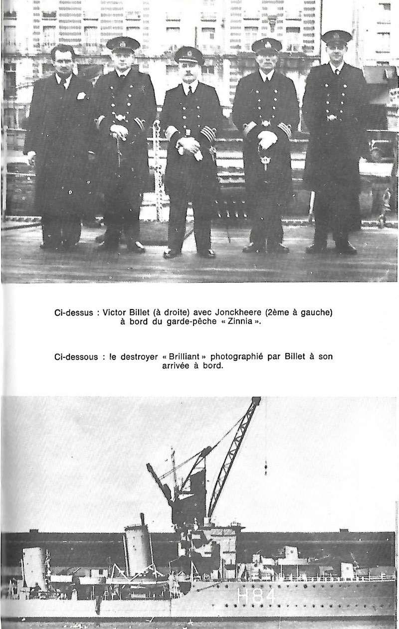 Les Belges dans la navale en 39 - 45 A111